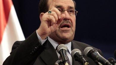 صورة المالكي يعلن حالة انذار قصوى في العراق ويطالب البرلمان باعلان الطوارئ